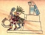 HUITZILOPOCHTLI, DIOS SOLAR AZTECA, EXTRATERRESTRE DE SANGRE AZUL QUE EXIGÍA SANGRE HUMANA PARA BEBERLA
