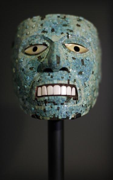 Máscara azteca