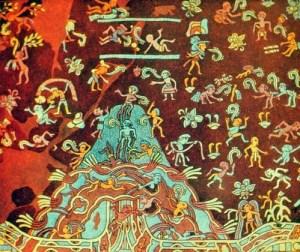 Los azteca al morir también iban al Tlalocan