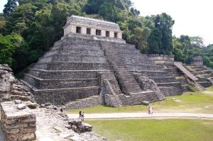 Palenque Mexico foto tato grasso