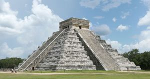 Templo de kukulkán, Chichén Itzá, Yucatán, México