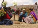 Ritual Curativo de Indígenas de los Andes