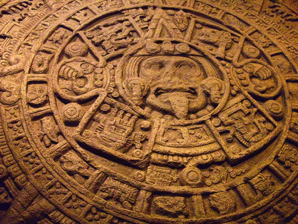 HISTORIA DE LOS MEXICANOS POR SUS PINTURAS, FRAGMENTO (4/5)