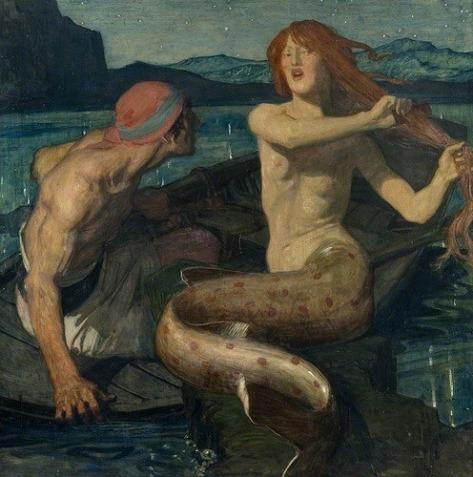 Sirena Angéline de l'Eau
