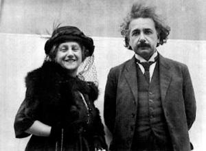 Elsa Einstein, prima y segunda esposa de Albert Einstein
