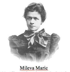 Mileva Maric, colaboradora en la Teoría de la Relatividad de Einstein