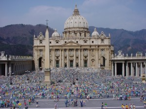 basilica-de-san-pedro Vaticano