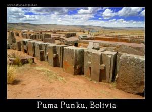 PUMA PUNKU, BOLIVIA