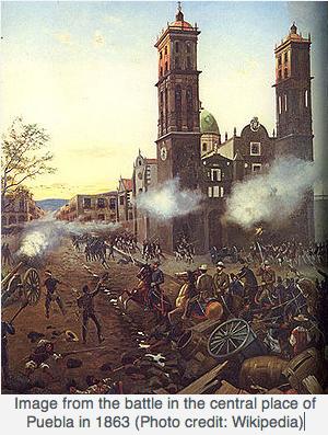 Batalla de Puebla 1863