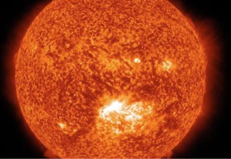 erupciones solares  NASA
