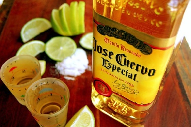 Tequila Cuervo