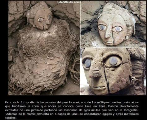 Anunnaki en Sudamerica