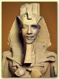 Akenaton faraon egipcio de craneo largo