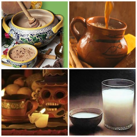bebidas mexicanas chocolate