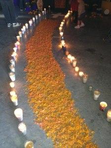 Camino de flores de muerto Mauricio Rascon
