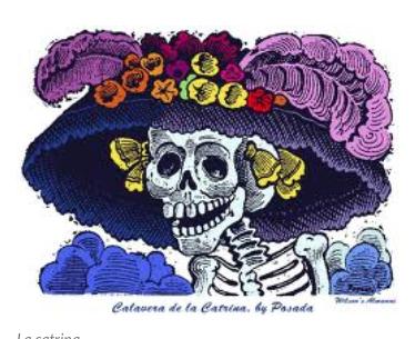 LOS MEXICANOS Y EL DÍA DE MUERTOS (6/6)