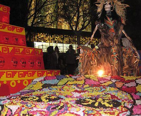 DÍA DE MUERTOS EN MÉXICO, PATRIMONIO ORAL E INTANGIBLE DE LA HUMANIDAD
