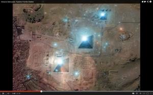 Piramides de Egipto y Cinturon de Orion
