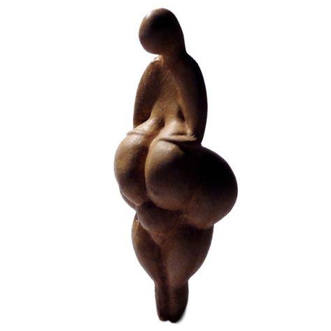 Venus de Lespugue Locutus Borg