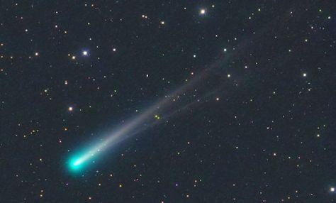 Cometa ISON foto 15 de noviembre 2013 Mike Hankey