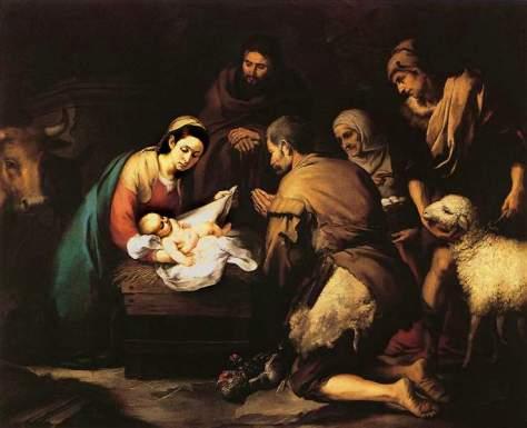 Nacimiento del Niño Jesus