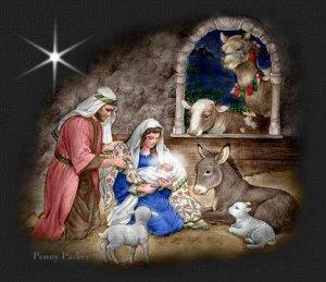el_nacimiento del niño Jesus