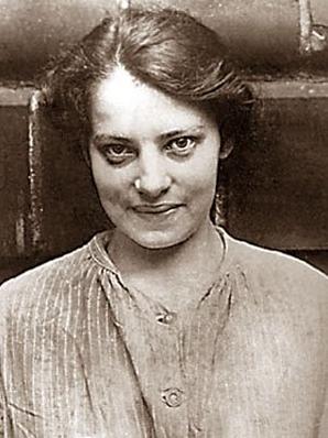 Anna Anderson supuestamente Anastasia Romanov