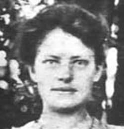 Anna Anderson supuestamente la Gran Duquesa Anastasia de Rusia