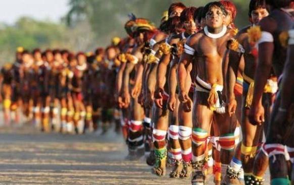 ! Adiós mundo cruel ! 170 indígenas se suicidarán de manera colectiva