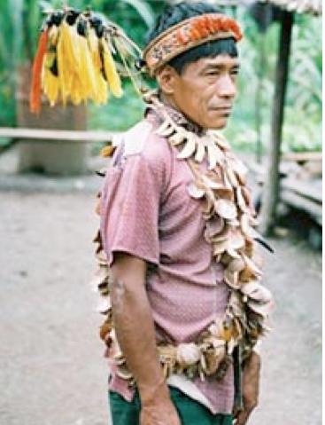 Chaman de Ayahuasca de la tribu Urarina
