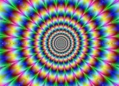 DMT imagenes psicodelicas