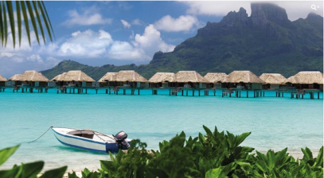 Hotel en Bora Bora