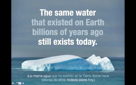 El Agua dulce del planeta