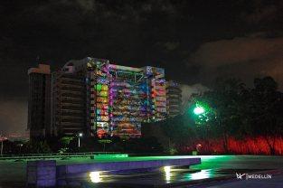 Alumbrado de Navidad Medellin Colombia 3