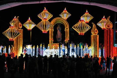 Alumbrado de Navidad Medellin Colombia 5