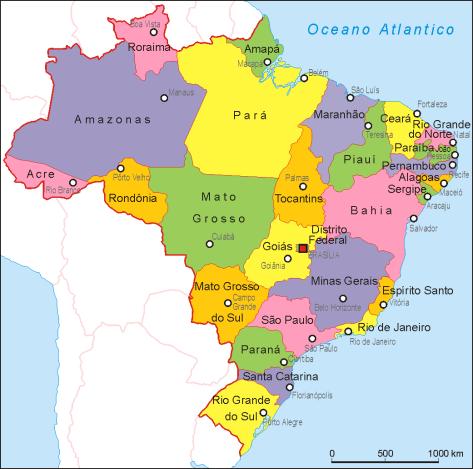Estados de Brasil