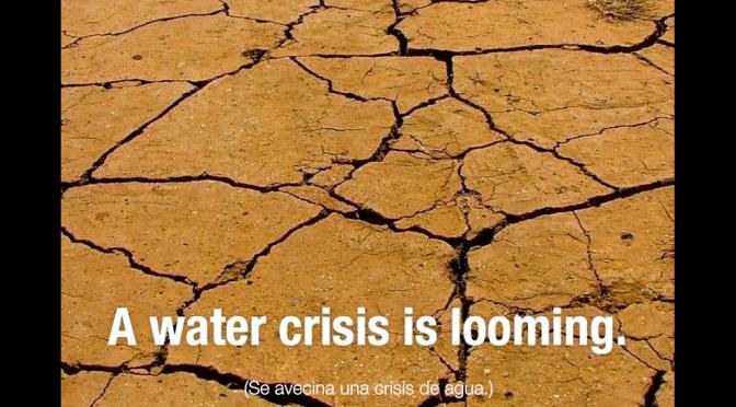 Planeta Tierra ingresa a una bancarrota de agua