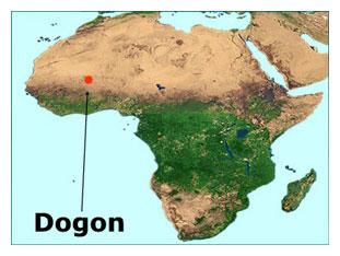 dogones en Africa