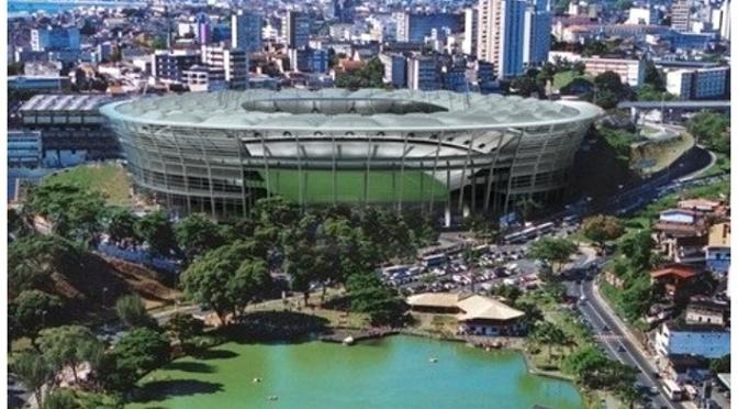 MUY INTERESANTE: La primera capital de Brasil es sede del Mundial de futbol 2014