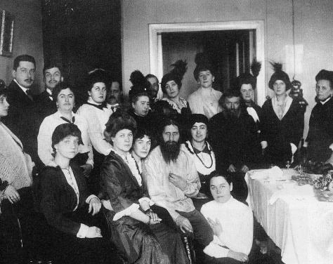 Foto de Rasputin en Grupo