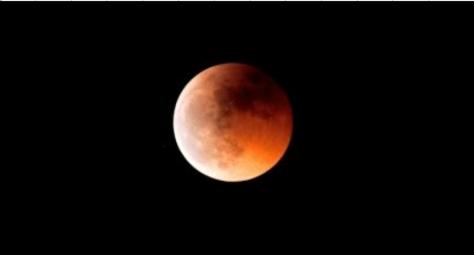 Luna de Sangre abril 2014