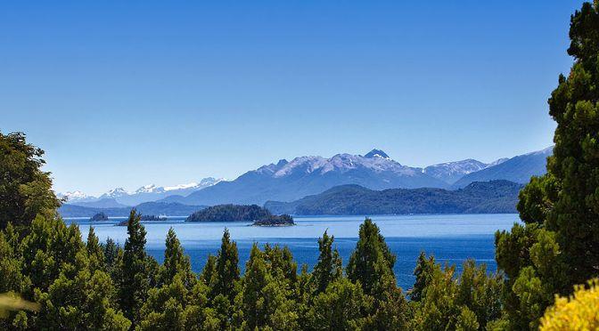 San Carlos de Bariloche o simplemente Bariloche, Río Negro, Argentina,