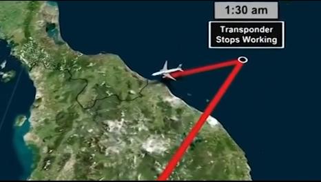 Avion desaparecido Vuelo 370 Malasyan Air Lines