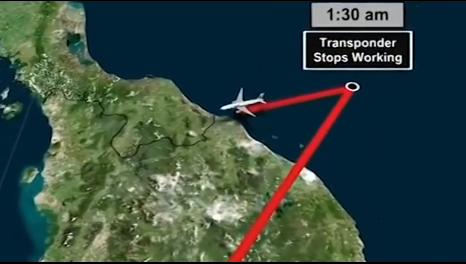 Malaysia Airlines Vuelo Desaparecido. Noticia y  VIDEO