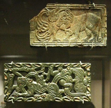 Chinese Jade Plaques British Museum WIKI