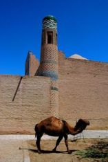 Contrastes de Uzbekistan