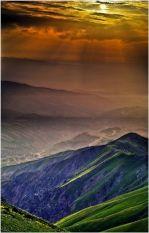 Montañas Chimgan Uzbekistan
