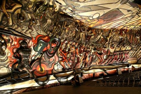 Mural foto Ulises Moreno