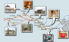 Southern Silk Road China