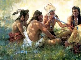 Uso ritual tabaco